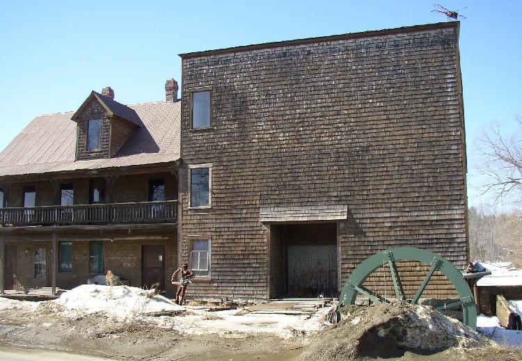 Mt Vernon Carpenter Ant Extermination photo of old grist mill